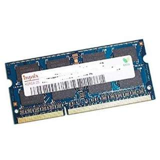 Memoria SO-DIMM 1GB 1Rx8 PC3 100600S 9 10 B1 Hynix Korea